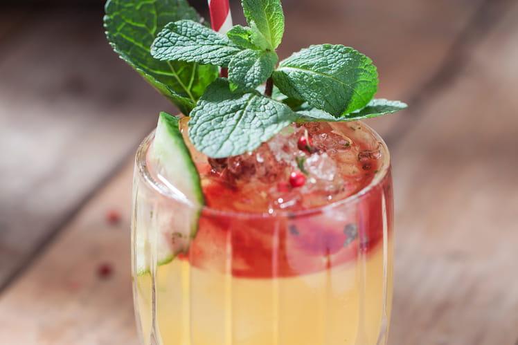 Cocktail La pomme sourde
