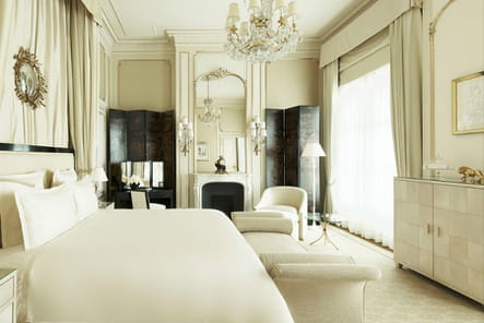 La suite Coco Chanel du Ritz Paris