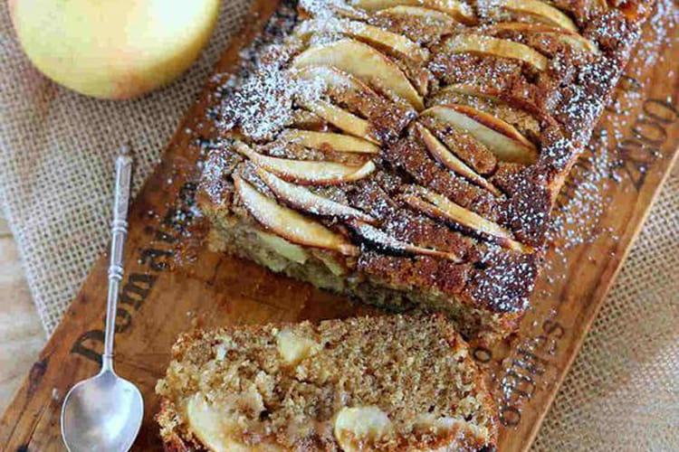 Cake aux pommes Gala IGBas