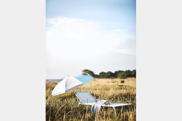 Bain de soleil Håmö et parasol Ramsö Sommar 2018d'Ikea