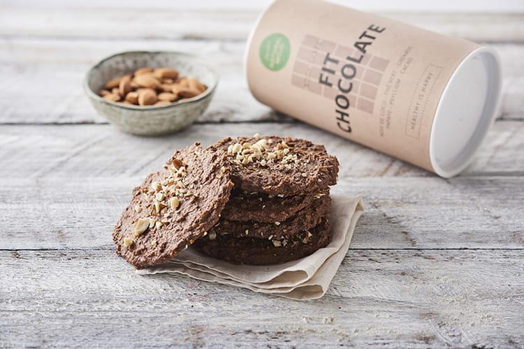 Biscuits protéinés aux superfoods