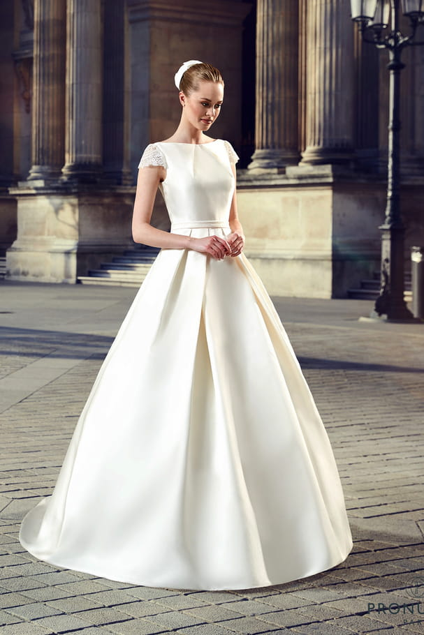 Robe de mariée Eiffel, Pronuptia
