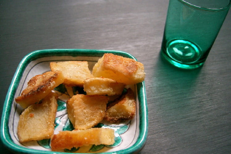 Potatoes croustillantes