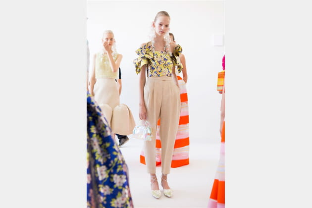 Delpozo (Backstage) - photo 20