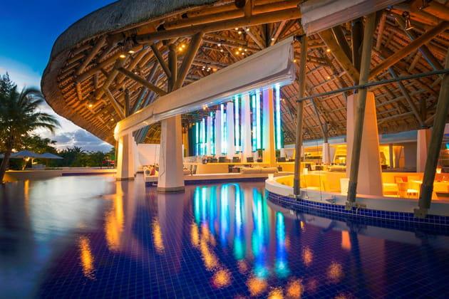 Hôtel Sofitel So Mauritius à l'Île Maurice signé Kenzo Takada