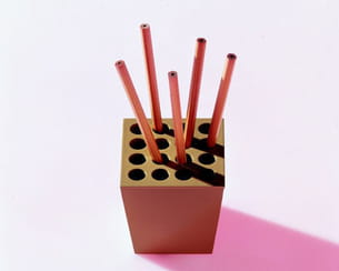 boîte à crayons 'box office' de coliseum shop