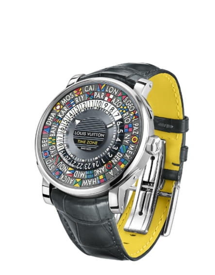 "Montre ""Escale Time Zone"" de Louis Vuitton"