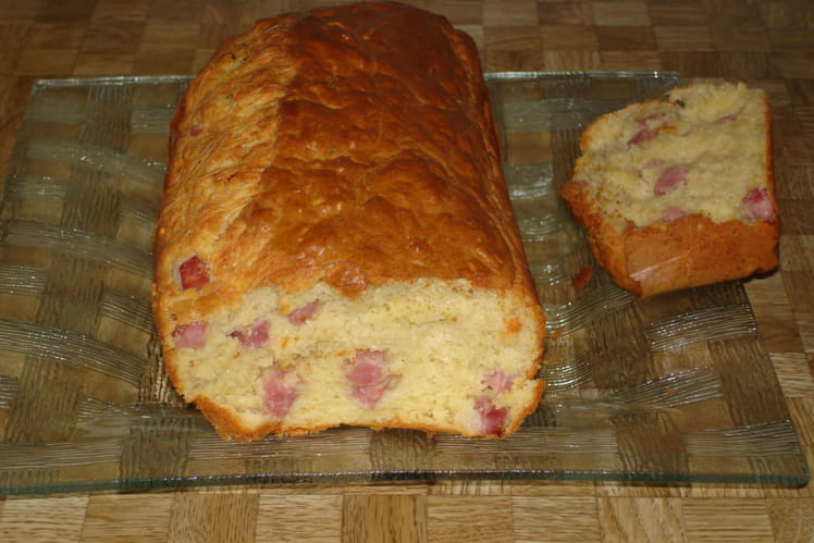 Cake au jambon : la meilleure recette