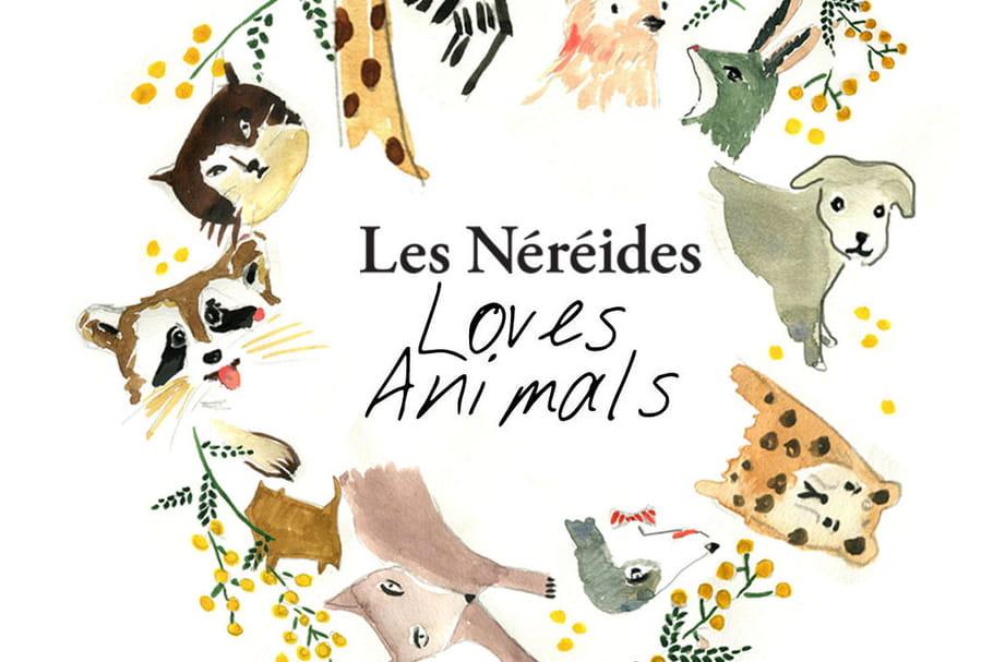 Les Néréides s'engage en faveur des animaux