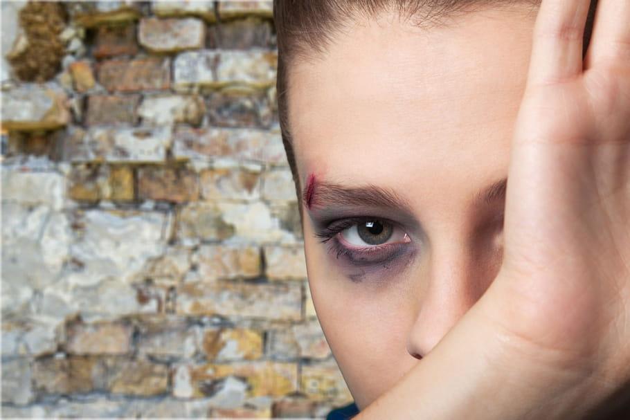 Polémique: un tuto de maquillage pour femmes battues au Maroc