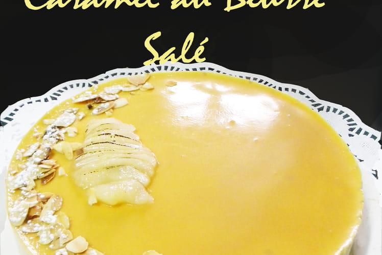 Croustillant de caramel au beurre salé
