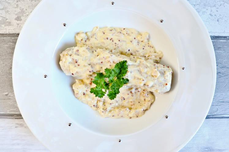 Andouillette sauce moutarde : la meilleure recette