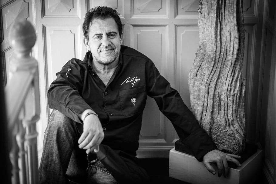 Michel Sarran, la sympathie à l'état brut