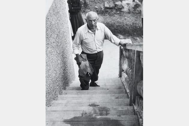 Pablo Picasso - Vallauris, 1950