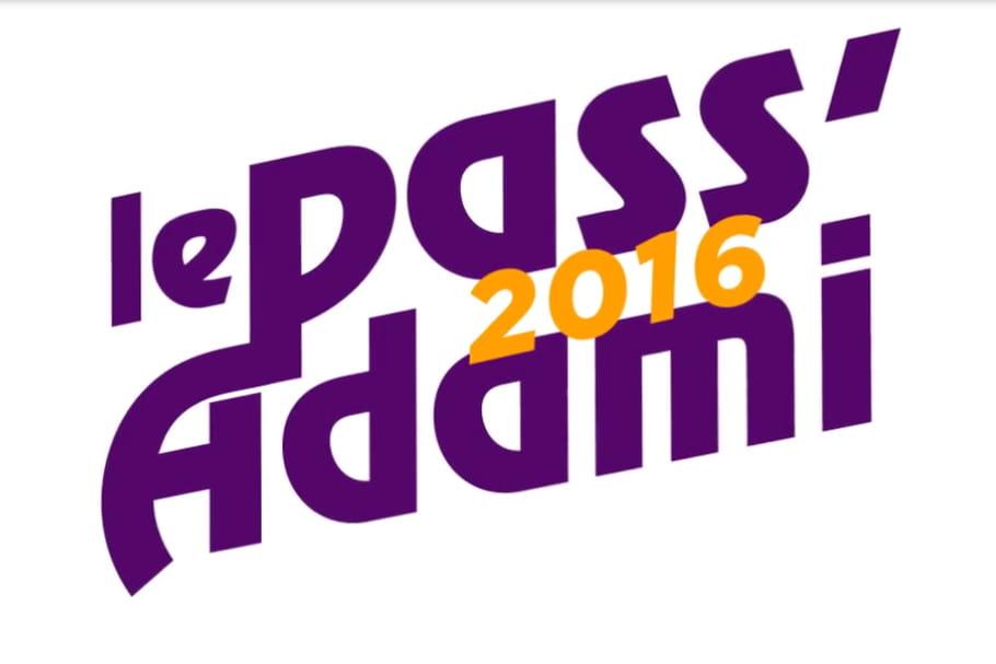 Spectacles : une place achetée, une place offerte avec le Pass' ADAMI
