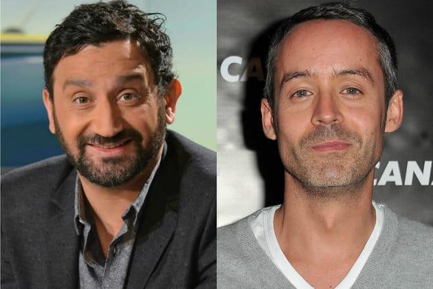 Cyril Hanouna et Yann Barthès: la bataille des audiences