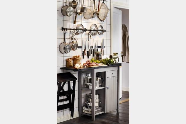 Le rangement de cuisine olfstorp d 39 ikea for Ikea rangement cuisine