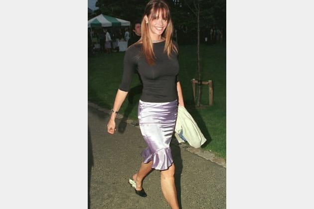 Elle McPherson le 9juillet 1998