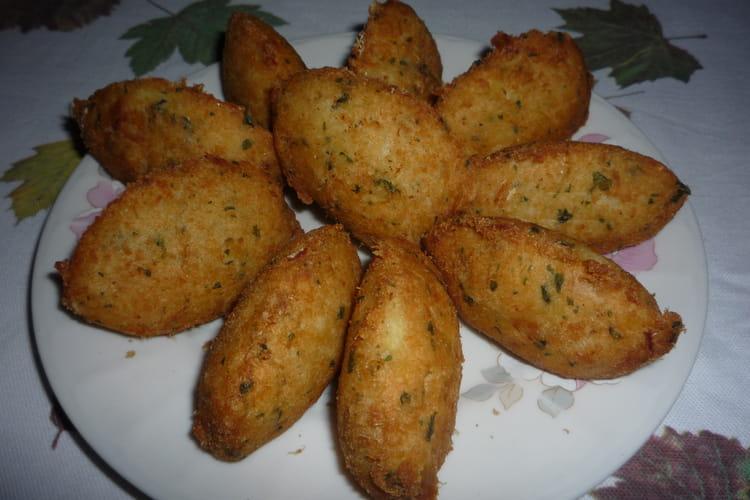 Pastéis de bacalhau (Beignets de morue)