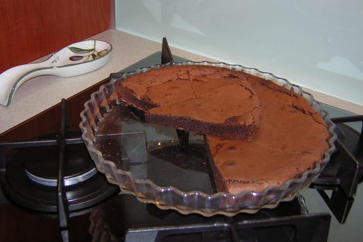Gâteau moelleux au chocolat simplissime