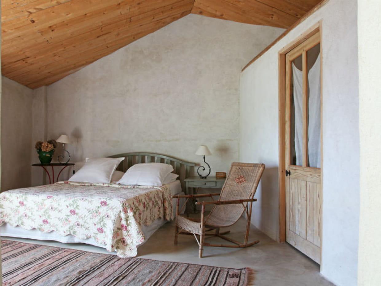 Une chambre bucolique for Decoration chambre d amis