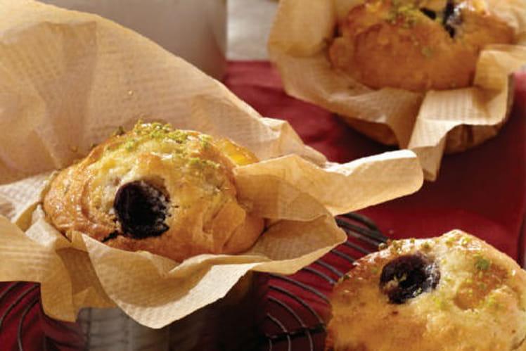 Gâteau d'hiver aux fruits confits