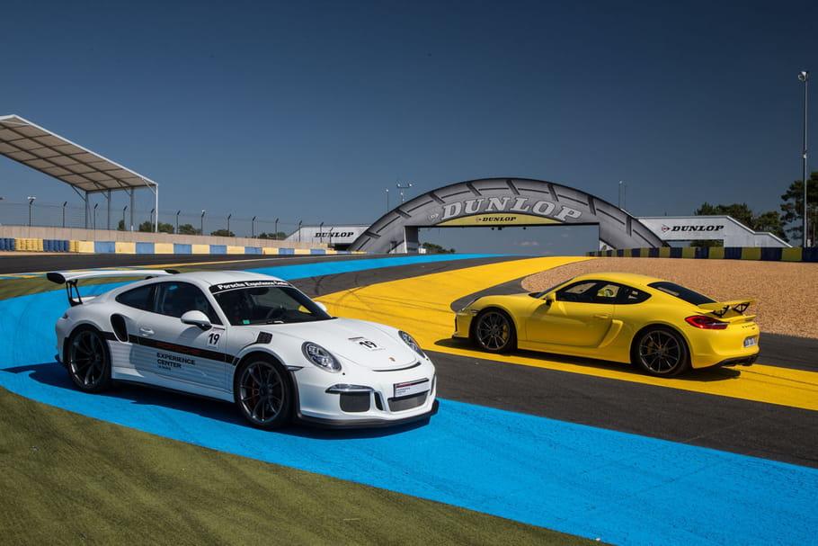 On a testé pour vous… la conduite sportive avec Porsche