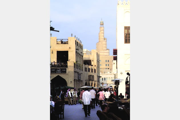 L'authetique Souq Waqif
