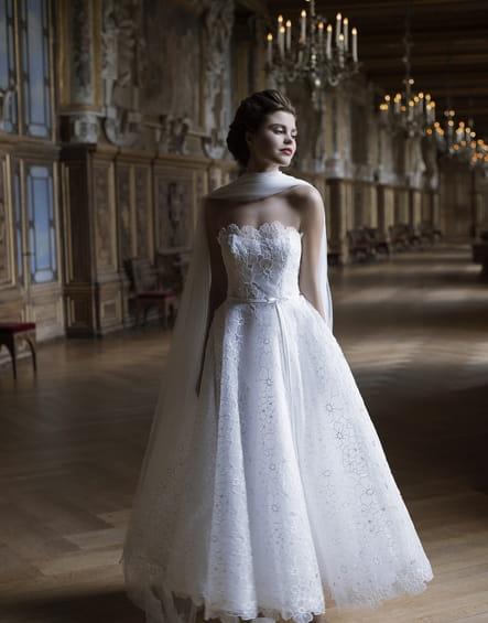Robe de mariée Bleuet