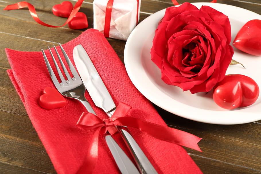 5astuces pour réussir son repas de Saint-Valentin