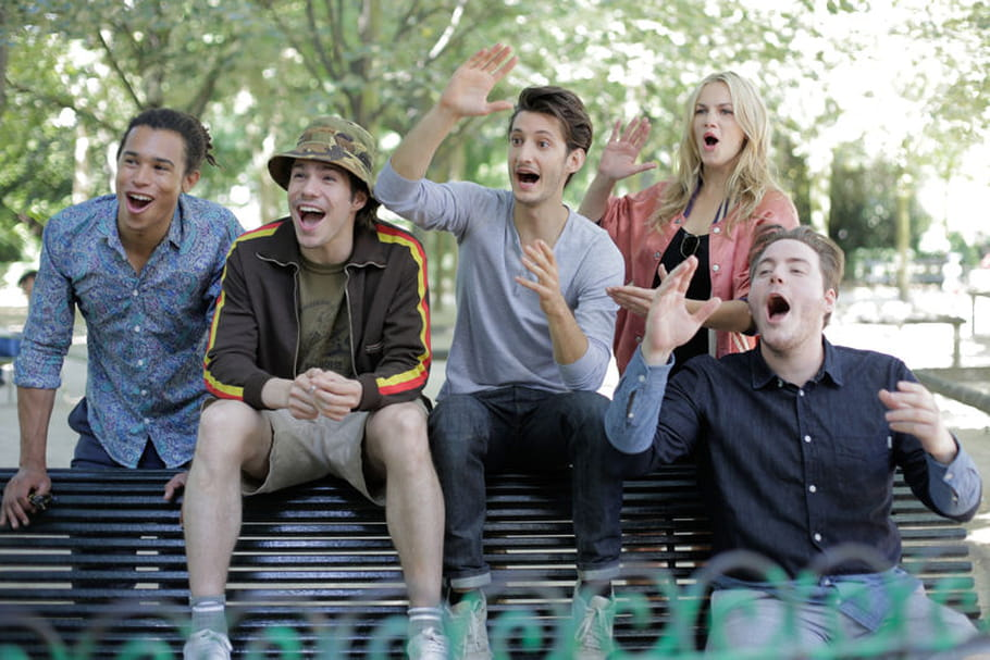 Five : l'ami Pierre Niney