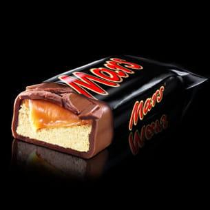 la célèbre barre chocolatée a été créée en 1932 par franck mars.