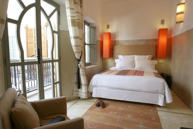 Six chambres décorées avec soin