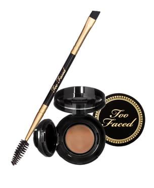 bulletproof brows, kit pour sourcils de too faced.
