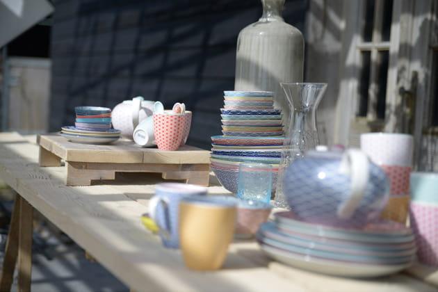 Théière en porcelaine de Tokyo Design