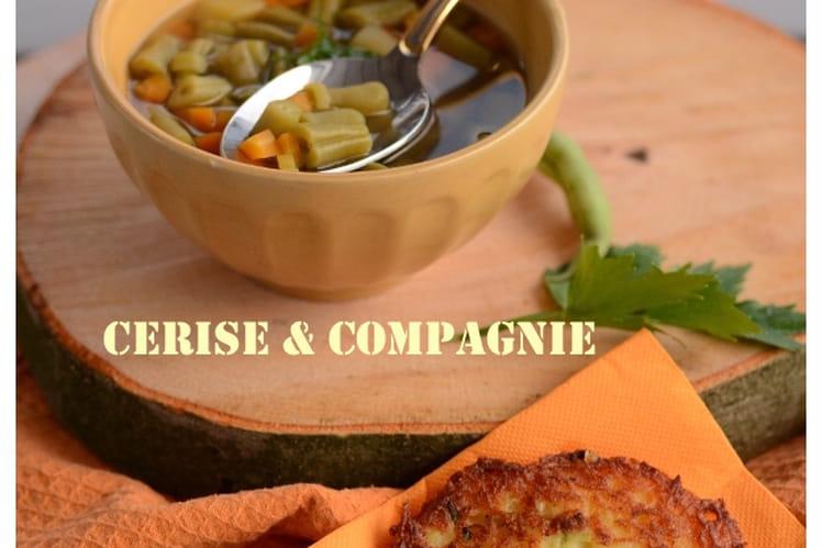 Soupe de haricots verts ou Bohnensuppe