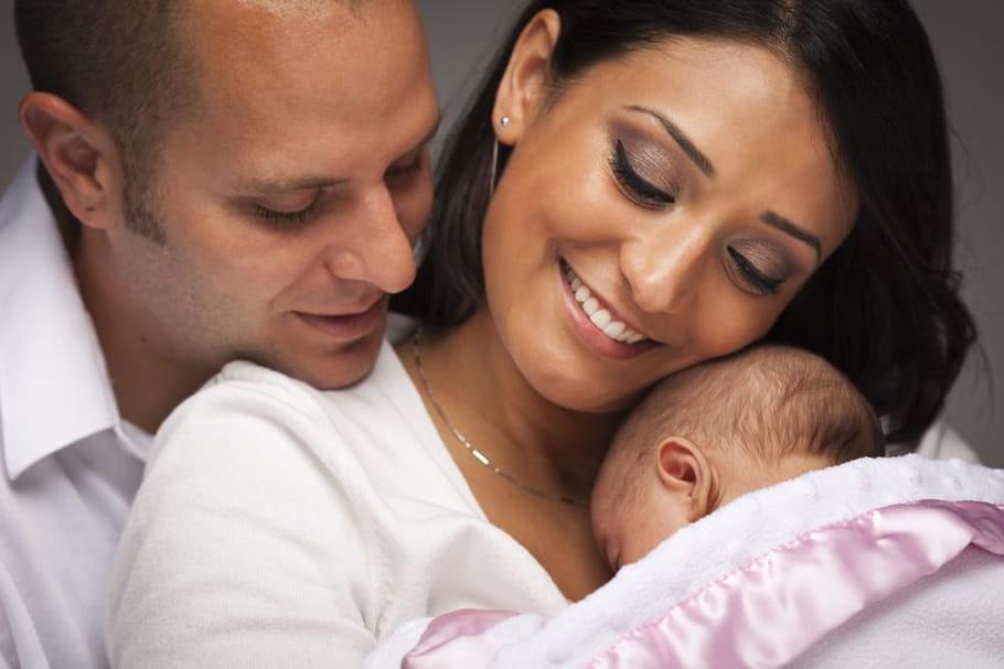 Le mode de vie des pères aurait aussi un impact sur la santé de bébé