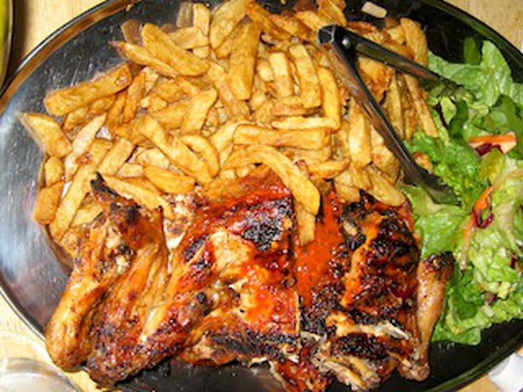 Recette de poulet portugais la recette facile - Recette de cuisine facile sans four ...