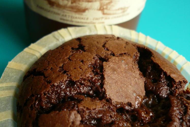 Fondants bretons au chocolat