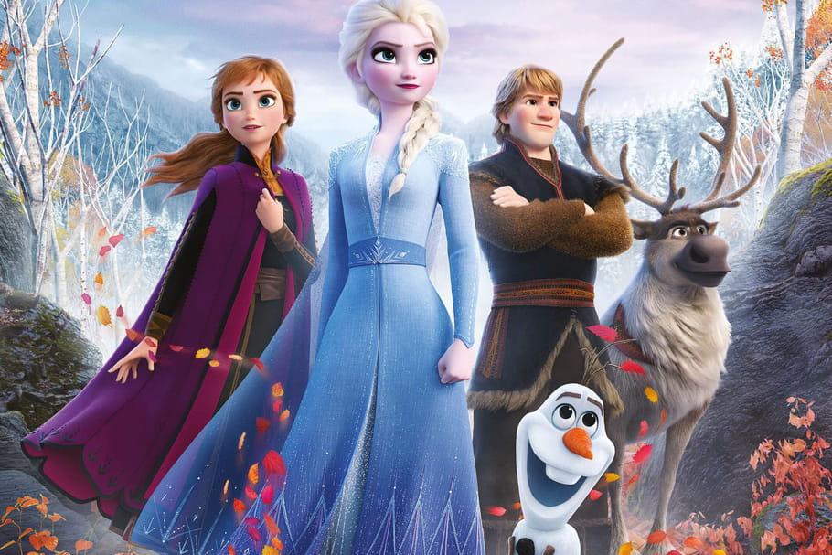 """""""Dans un autre monde"""": la nouvelle chanson de la Reine des Neiges 2"""