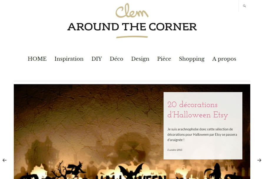Le blog du moment : Clem around the corner