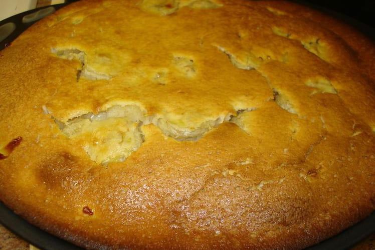 Gâteau au yaourt inratable
