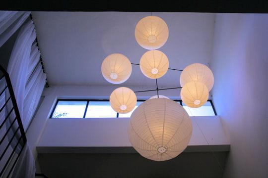 Sculpture de lumières