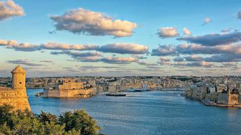 Week-end La Valette, Malte