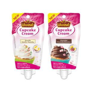 cupcake cream de vahiné