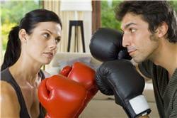 rangez vos gants de boxe et apprenez à lui faire confiance...