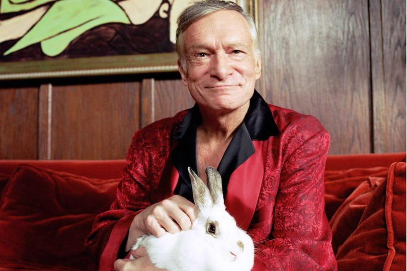 Mort de Hugh Hefner: la vie du Playboy en images [PHOTOS]