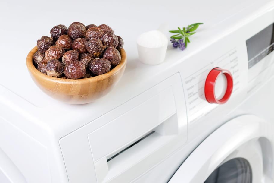 Comment utiliser la noix de lavage?
