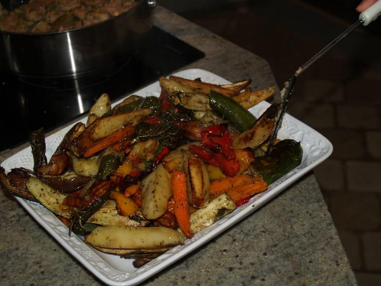 Recette De Legumes D Ete Au Four La Recette Facile