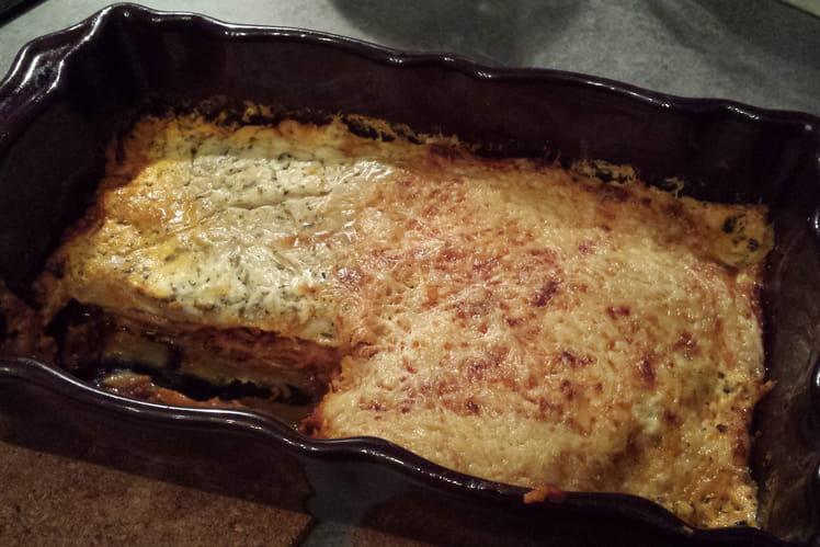 recette de lasagnes l g res la bolognaise la recette facile. Black Bedroom Furniture Sets. Home Design Ideas